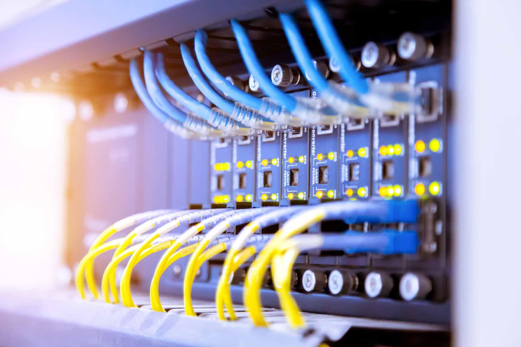 有線LAN工事